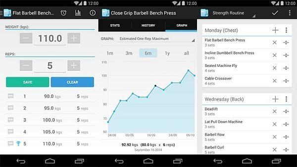 Le migliori app di allenamento e fitness per Android 1