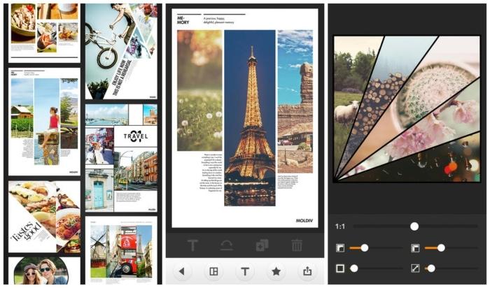Le migliori applicazioni di fotomontaggio Android 1
