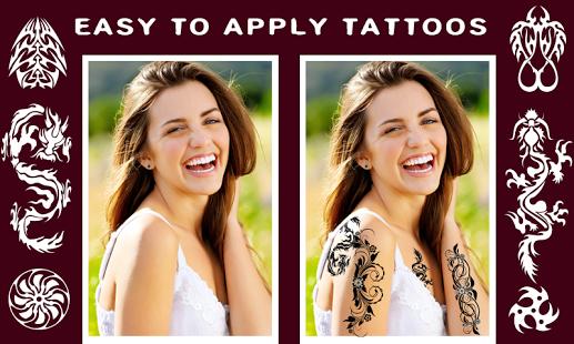 Le migliori applicazioni di tatuaggi per Android 1