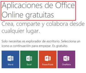Come creare un account in Microsoft Office 365 gratuitamente, facile e veloce? Guida passo passo 2