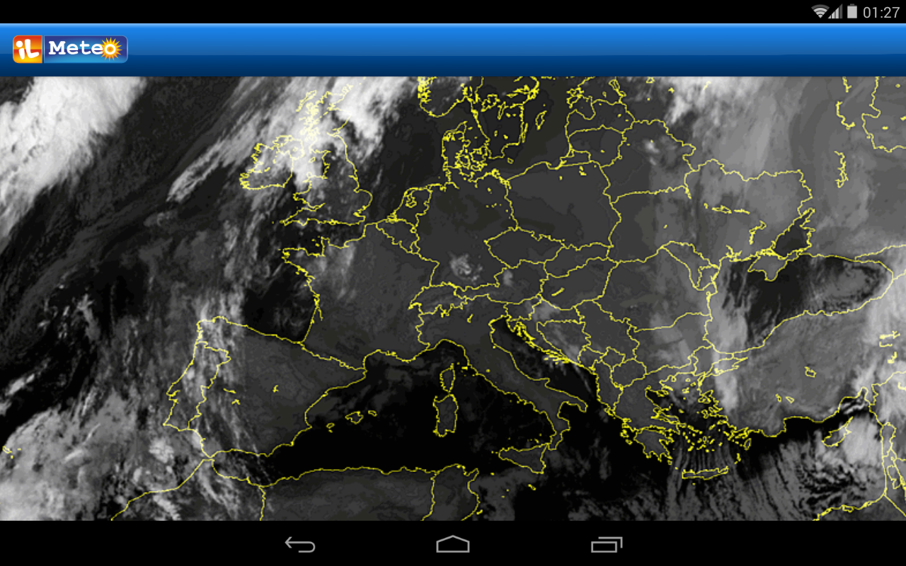 Le migliori applicazioni meteorologiche su Android 2