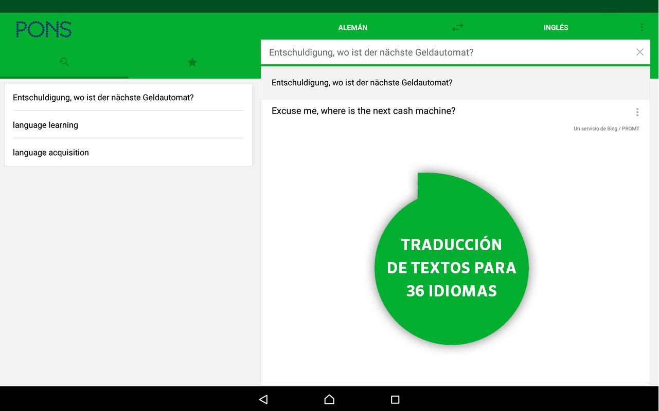 Le migliori app da tradurre su Android 1
