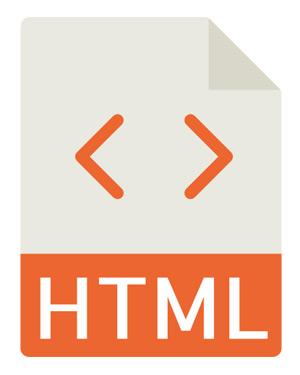 Estensione .HTML Cosa sono e come aprire questo tipo di file? 1