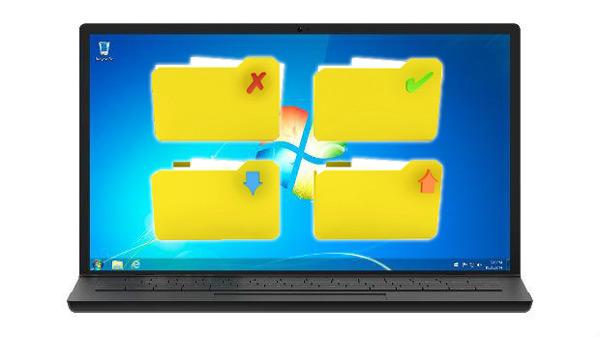 Come pulire un disco rigido in Windows 7 e liberare spazio? Guida passo passo 1