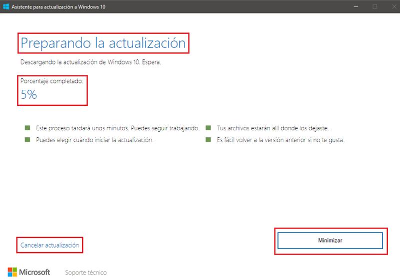 Come forzare l'aggiornamento di Windows 10 Fall Creators? Guida passo passo 2