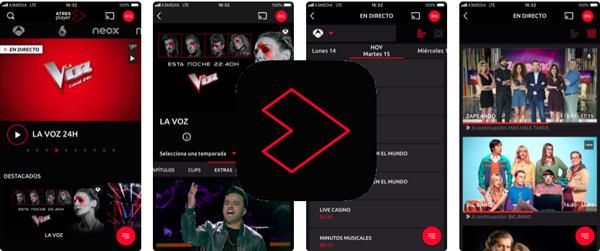 Quali sono le migliori applicazioni per guardare la TV su iPhone e iPad gratuitamente? Elenco 2019 5