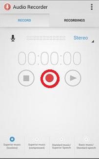 Quali sono le migliori app per registrare memo audio o vocali su telefoni Android? Elenco 2019 6