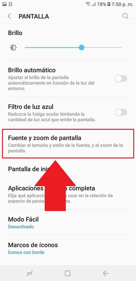 Come configurare un telefono cellulare Android per gli anziani e semplificarne l'utilizzo? Guida passo passo 6