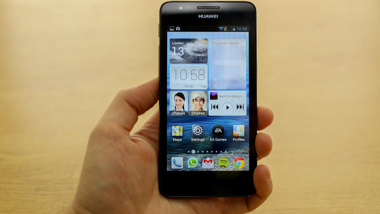 Aumenta la velocità di Huawei G510, i migliori trucchi 2