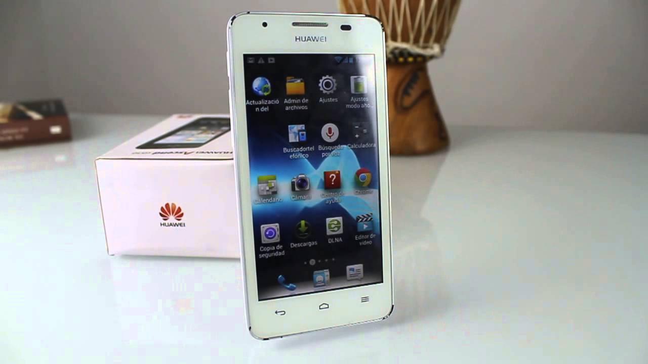 Aumenta la velocità di Huawei G510, i migliori trucchi 1