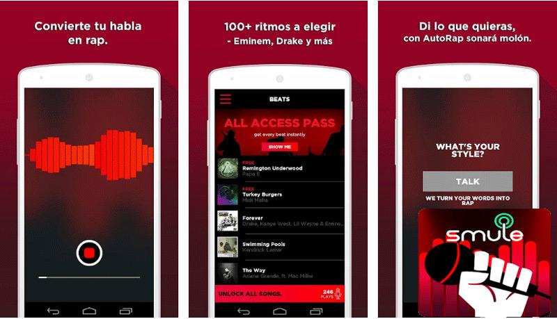 Quali sono le migliori applicazioni per cantare bene e sintonizzare per Android e iOS? Elenco 2019 2