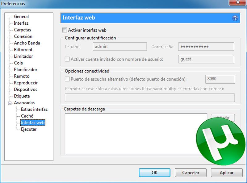 Come configurare uTorrent per il download più veloce correttamente? Guida passo passo 17
