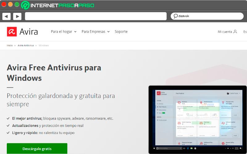 Quali sono i migliori antivirus gratuiti da installare su Windows 7 e proteggere il tuo computer? Elenco 2019 8