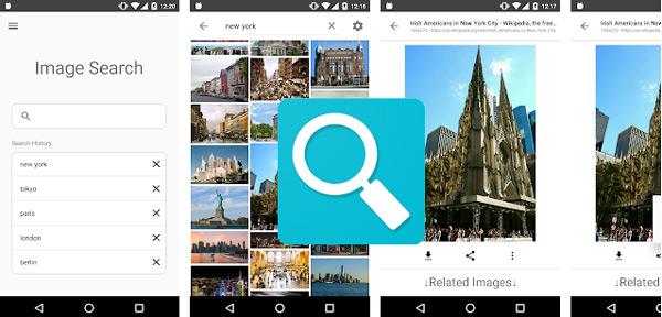 Quali sono le migliori applicazioni per scaricare foto e immagini da Internet? Elenco 2019 8