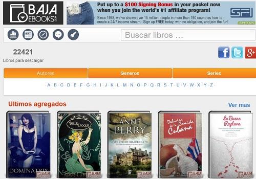 Quali sono le pagine migliori per scaricare libri digitali, ePub, eBook o PDF? Elenco 2019 22