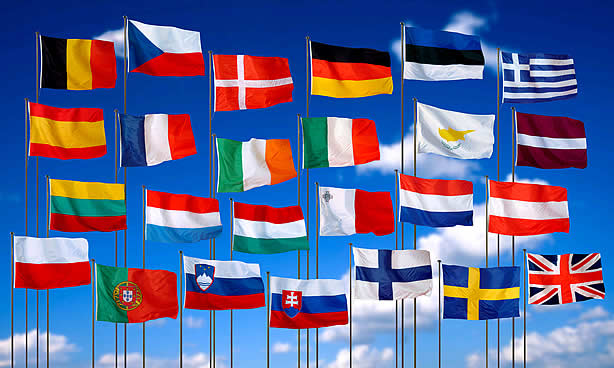 Bandiere del mondo, divertiti a conoscerle tutte 2