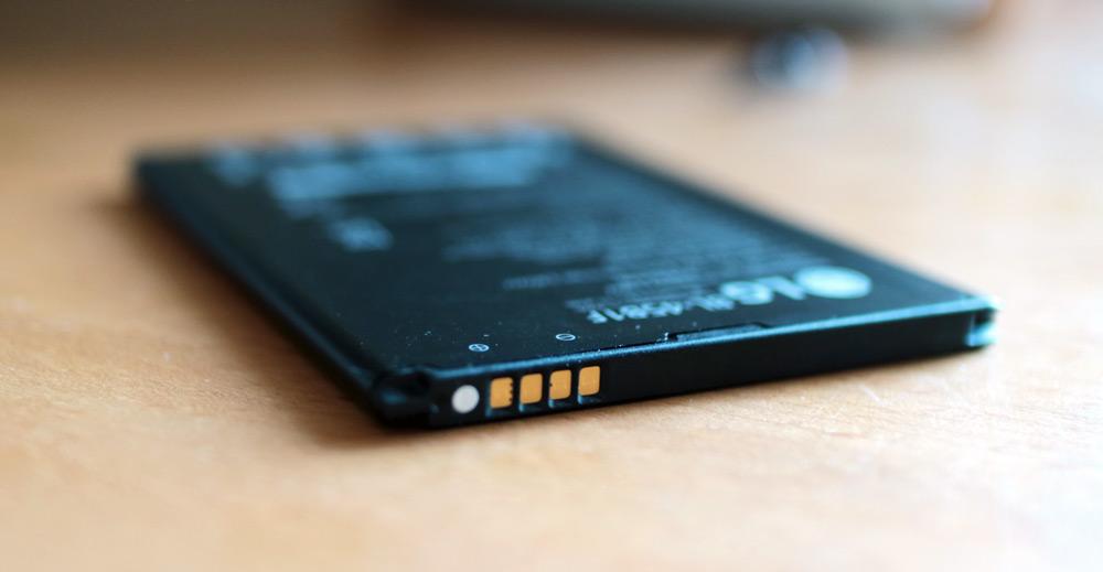 Batterie non rimovibili e relativi punti negativi 1
