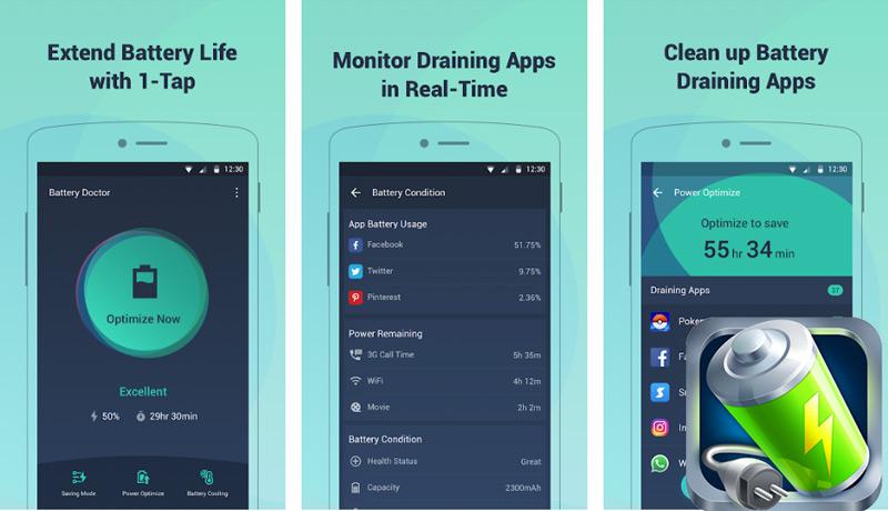 Quali sono le migliori applicazioni per risparmiare batteria su dispositivi mobili Android e iOS? Elenco 2019 10