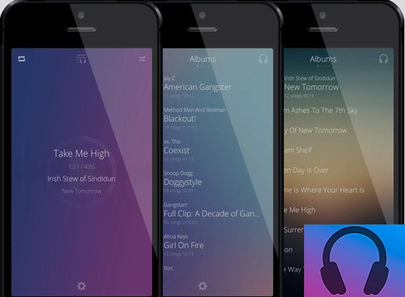 Quali sono i migliori lettori e app musicali gratuiti per iPhone, iPod e iPad? 2019 10