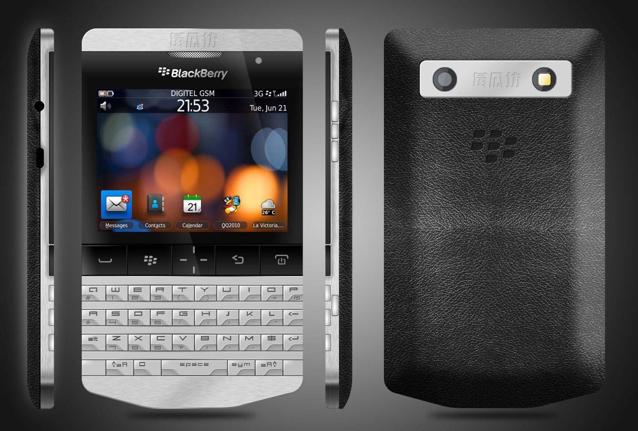 Scarica WhatsApp gratuitamente per BlackBerry P 9981 Porsche Design 1