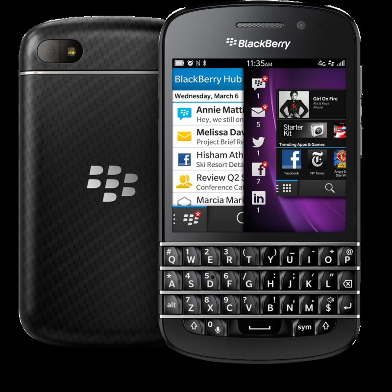 Scarica WhatsApp gratuitamente per BlackBerry Q10 1