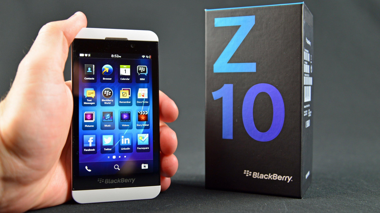 Come scaricare Messenger per BlackBerry Z10 2