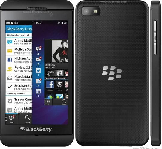 Come scaricare Messenger per BlackBerry Z10 1