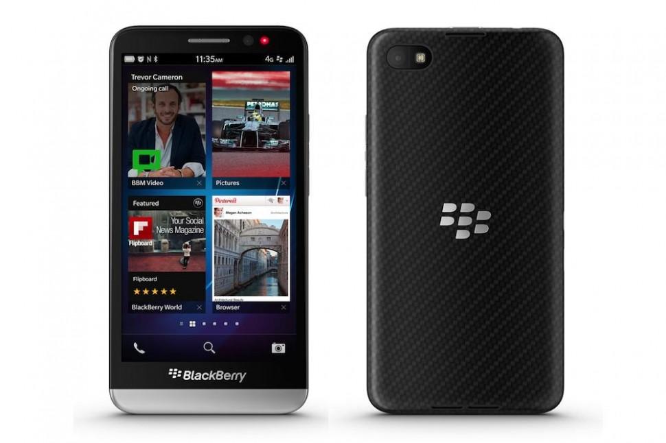 Scarica WhatsApp gratuito per BlackBerry Z30 1