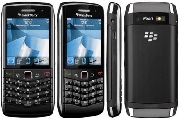 Scarica WhatsApp gratuitamente per BlackBerry Pearl 3G 9100 1
