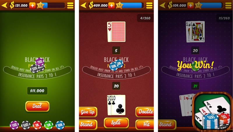 Quali sono le migliori applicazioni per giocare a blackjack, casinò e poker online? Elenco 2019 2