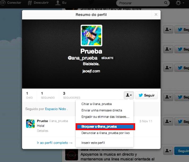 Come bloccare rapidamente qualcuno su Twitter? Guida passo passo 4