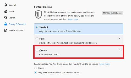 Come migliorare la tua privacy su Internet e proteggere i tuoi dati online? Guida passo passo 6