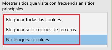 Come abilitare o disabilitare i cookie da tutti i browser? Guida passo passo 10