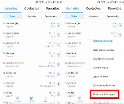Come bloccare le chiamate in arrivo da un numero di telefono su Android e iPhone? Guida passo passo 5