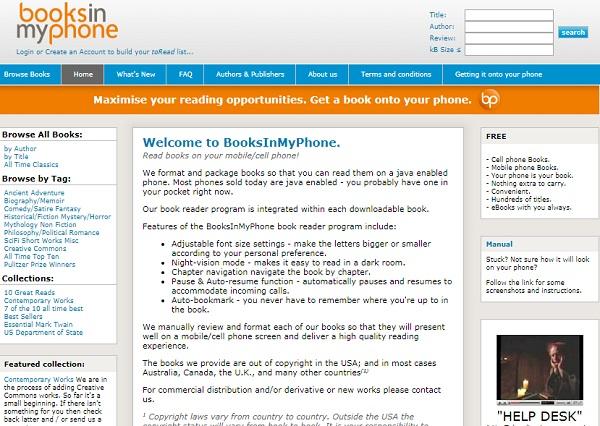 Quali sono le pagine migliori per scaricare libri digitali, ePub, eBook o PDF? Elenco 2019 35