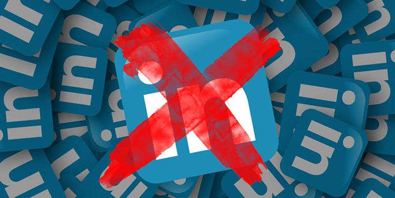 Come eliminare un account LinkedIn per sempre? Guida passo passo 5