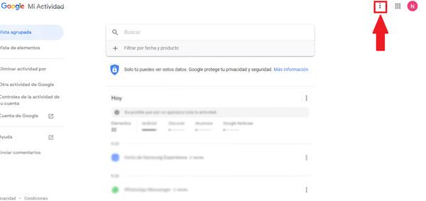 Come eliminare tutto ciò che si vede su Google oggi? Guida passo passo 6