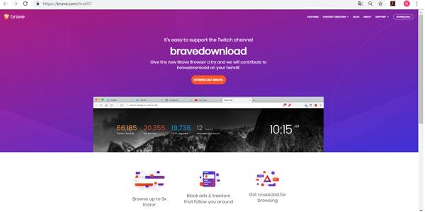 Quali sono i migliori browser anonimi per navigare in Internet in privato? Elenco 2019 4