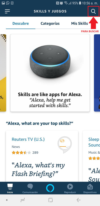 Abilità Alexa: quali sono e quali sono le migliori che posso installare nel mio assistente vocale Amazon? 4