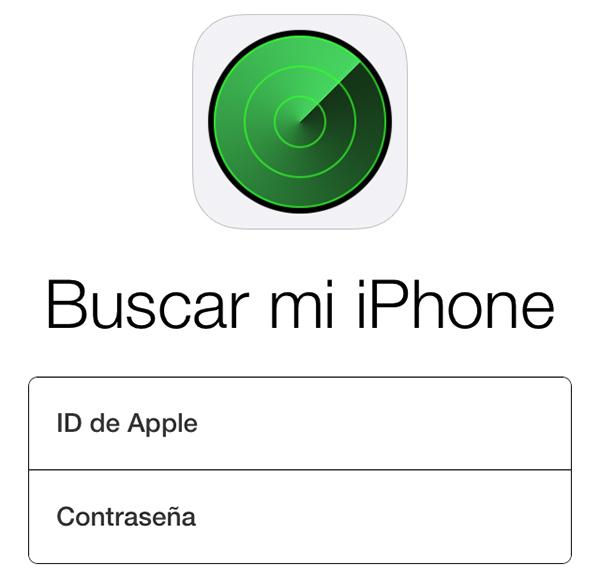 Individua un Iphone spento 1