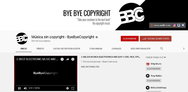 Quali sono i migliori siti Web e canali per scaricare musica per YouTube senza copyright o copyright totalmente gratuiti? Elenco 2019 17