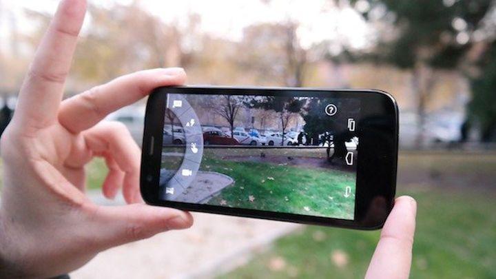 Porta la fotocamera Motorola sul tuo dispositivo mobile Android 1