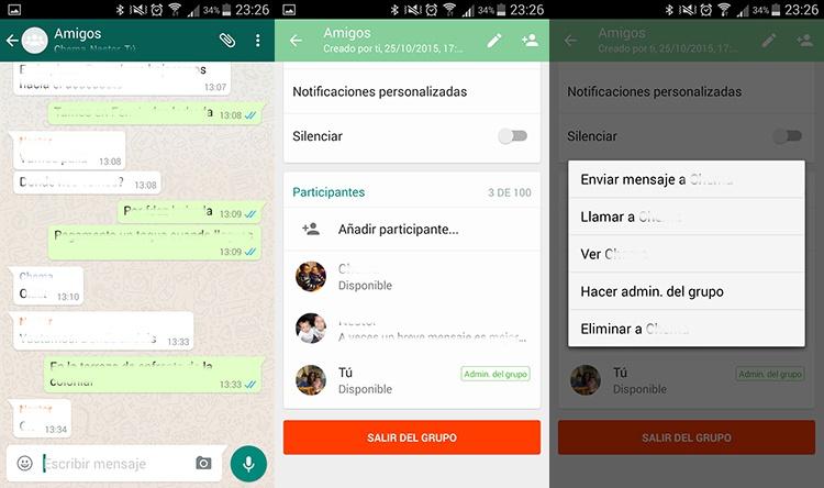 Come aggiungere un contatto a un gruppo WhatsApp senza essere un amministratore 1