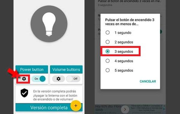 Come spegnere la torcia del tuo smartphone Android e iOS? Guida passo passo 4