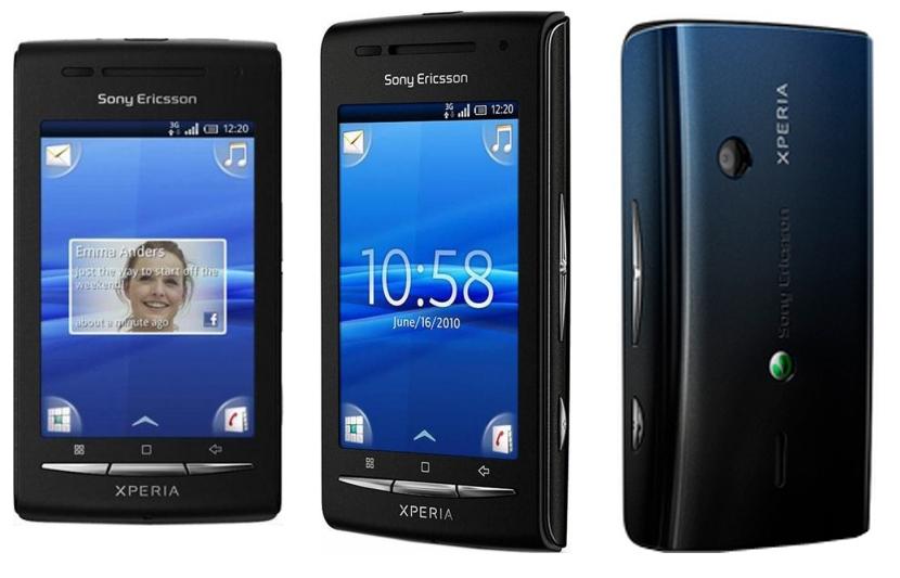 Come aggiornare Sony Ericsson e15a 1
