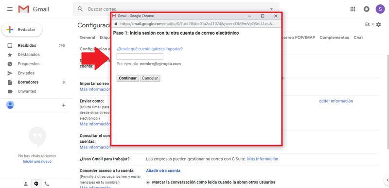 Come modificare l'account Google Gmail predefinito? Guida passo passo 5