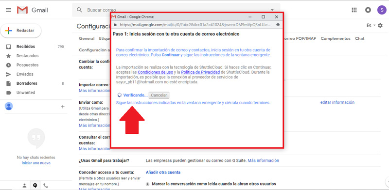 Come modificare l'account Google Gmail predefinito? Guida passo passo 7