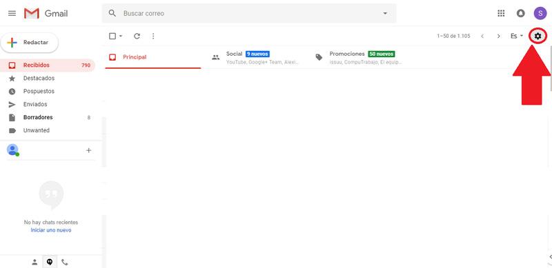 Come modificare l'account Google Gmail predefinito? Guida passo passo 1