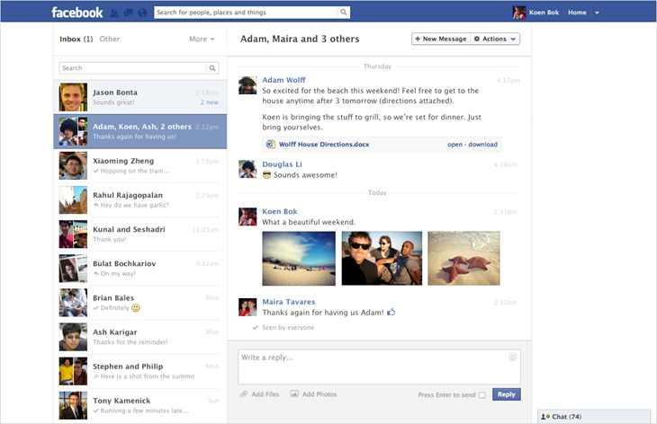 Come apparire offline su Facebook 1