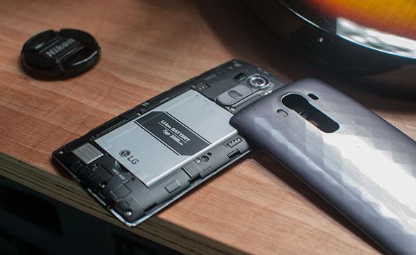 Come aumentare l'autonomia di LG G4 1